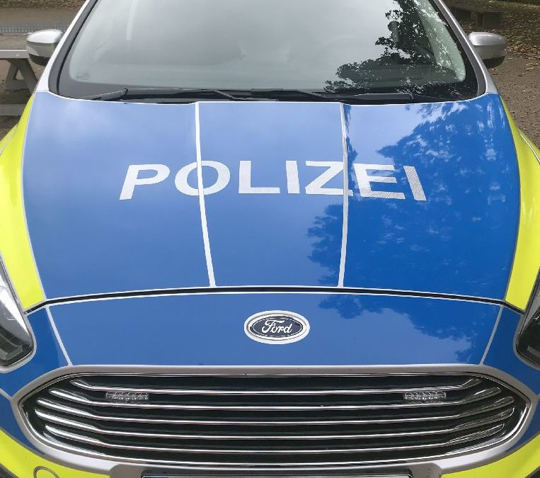 Polizeieinsatz in der OGS
