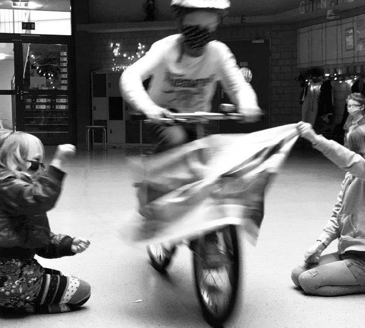 Fahrradwoche im Ganztag